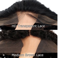 PERRUQUE LACE TRANSPARENT FRONT WIG CHEVEUX NATUREL HUMAINS BRESILIENS REMY HAIR