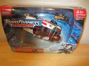 Transformers Armada Red alert With Longarm mini-con and Comic Book 2002 new