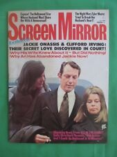 Screen Mirror magazine - July 1972