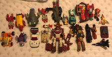 My Childhood Vintage Rare Original Hasbro Transformers Lot