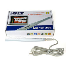 Dental Intraoral Camera USB 1.3 Mega Pixels w/6pcs LED Lamp Sheath MD740(USB) LL
