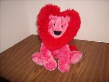 Hallmark Plush Valentino Lion Heart Shaped Mane w/ Sound & Motion Valentines Day