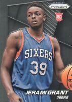 2014-15 Panini Prizm Basketball #282 Jerami Grant RC Philadelphia 76ers