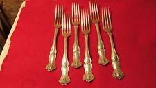1847 Rogers Vintage Dinner Forks- 6