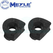 2x Meyle Anti Roll Bar Bushes Front Axle Left and Right (Inner) No: 100 411 0017