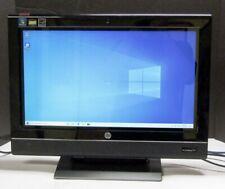 "HP TouchSmart 310-1020 20"" AiO Athlon II X2 2.80GHz 8GB 1TB HDD WIN 10 PRO"