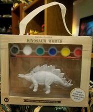 Cupcakes and Cartwheels Paint Your Own Dinosaur 1 Stegosaurus