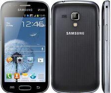 Samsung Galaxy S Duos GT-S7562i Unlocked Dual-SIM International-Black/ Blue