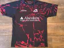 2012 2013 Edinburgh Rugby Union Shirt adultes PETIT Jersey Scotland