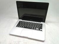 Apple MacBook Pro 13 A1278 Core i5-3210M 2.5GHz 4GB 500GB macOS AS-IS for Parts