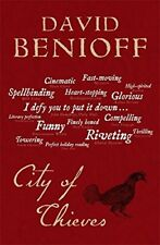 City of Thieves by David Benioff | Paperback Book | 9780340977392 | NEW