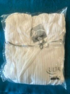 Ulta Cream Robe L/XL new in sealed bag