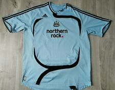 Newcastle United Blue Away SHirt 2XL Northern Rock Good Condition 2007-2008