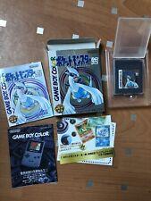 Pokémon: Silberne Edition (Nintendo Game Boy Color, 2001) Japanische Version