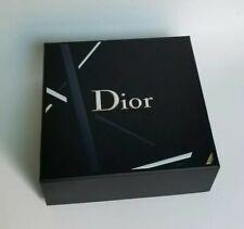 "Dior Empty Box approx: 8.5"" x 8.5"" x 3.5"""