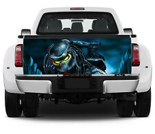 Truck Tailgate Graphics Predator Hunter Vinyl Decal Full color Sticker Wrap