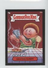 2013 Topps Garbage Pail Kids Minis Black #88a Grating Gary Non-Sports Card 0b6