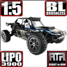 Redcat Racing Rampage Chimera 4x4 EP Pro 1/5 Sand Rail Brushless RTR Blue Buggy