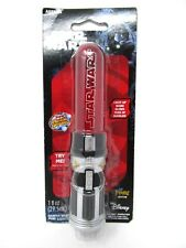 Imperial Toy Star Wars Darth Vader Mini Lightsaber Bubble Wand Red
