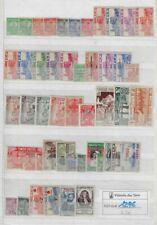 Lotto 1296 Tunisia Lotto di francobolli MNH/MH