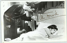 LOUIS JOURDAN ACTOR DECEASED) SIGNED 8X10 JSA AUTHENTICATED COA #P41640