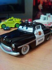 Disney Store Cars 2 Radiator Federn Zum Schutz Deluxe 10er Pack Druckguss Film- & TV-Spielzeug