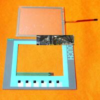 NEW For SIEMENS TouchScreen + Protective film KTP600 6AV6647-0AC11-3AX0