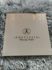 Anastasia Beverly Hills Glow Kit Palette New Without Box
