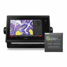 "Garmin GPSMAP 7408 J1939 8"" Gps картплоттер BlueChart карта комплект 010-01305-10"