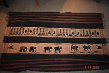 Sale! Naga Large Ritual Textile, 6 foot long Prov