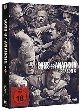 5 DVD-Box ° Sons of Anarchy - Staffel 6 ° NEU & OVP