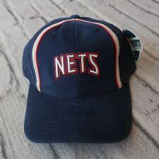 Vintage New Jersey Nets Strapback Hat Cap Sports Specialties Brooklyn