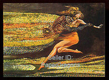 MICHAEL KALUTA Series 1 - Metallic Storm Chase Card MS5 - Paolo and Francesca