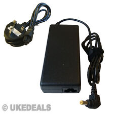 19V POWER SUPPLY FOR ACER TravelMate 2400 2410 LAPTOP CHARGER + LEAD POWER CORD