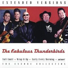 Extended Versions by The Fabulous Thunderbirds (CD, Jul-2002, BMG Special)
