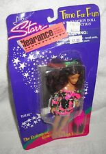 #5931 NRFC Vintage Jakks Pacific JPI Starr Model Agency Time For Fun Taylor Doll