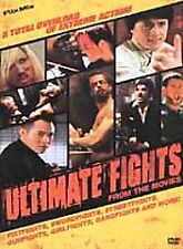 Ultimate Fights, Vol. 2 DVD, Billy Connolly, Billy Chow, Siu-Ho Chin, Lauro Char