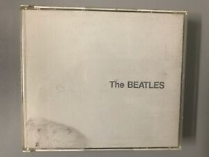 THE BEATLES  - WHITE ALBUM     DOUBLE  CD