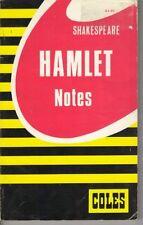 Hamlet - Coles Notes