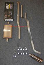 """13 - 15 Toyota Tacoma Cat-back Single Exhaust Side Exit - w/ MagnaFlow 14"""" Body"""