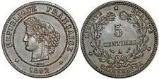 5 CENTIMES CERES 1892 F.118 SUP+!!!