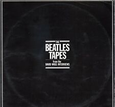 "Beatles ""The Beatles Tapes"" 1976 UK Polydor Double LP Stock Copy Album Set"