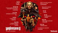 Bethesda Wolfenstein II: The New Colossus (Xbox one)