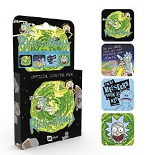 Sous-verres - Rick and Morty - Mix - GB Eye