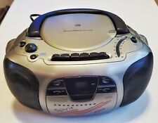Califone 1776 Cd/Radio/Cassette Boombox. Tested and works
