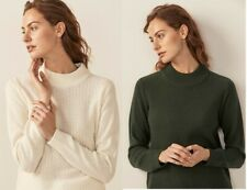 NWT Trenery Textured Detail Jumper (2 colours) L, XL