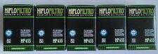Husqvarna FC450 (2014 to 2015) HifloFiltro Oil Filter (HF655) x 5 Pack