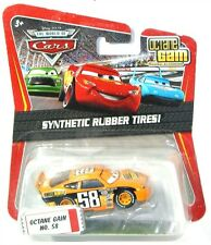 Disney World of Cars KMart Octane Gain No 58 Die-Cast Synthetic Rubber Tires!
