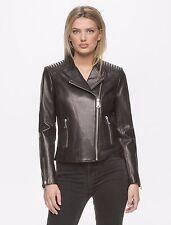Marc New York Women's Moto Leather Jacket