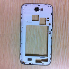 Middle Plate Housing Frame Bezel Cover For Samsung Galaxy Note 2 II N7100 White